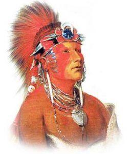Kanza Indian