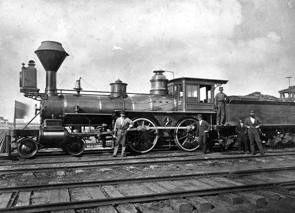Kansas Pacific Railroad