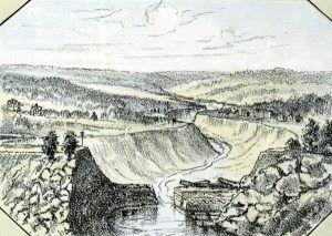 South Fork Dam, Johnstown, Pennsilvania