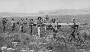 Surveyors on the Plains