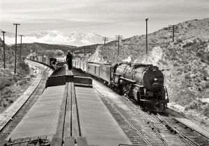 Atchison, Topeka & Santa Fe Railroad