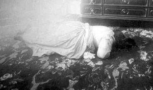 Abby Borden Dead