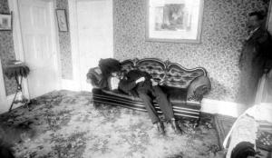 Andrew Borden Dead