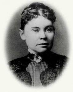 Bridget Sullivan, the Borden's maid