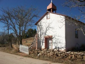 Our Lady of Light Catholic Church, Canoncito, New Mexico