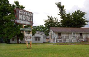 Chelsea Motel, Chelsea, Oklahoma