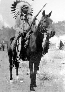 Cheyenne Chief Tall Bull