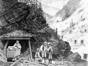 Colorado Gold Mining