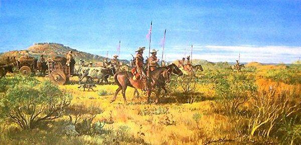 Comanchero Traders