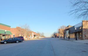 Depew, Oklahoma Main Street
