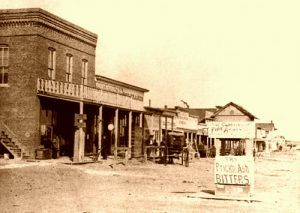 Dodge City, Kansas – A Wicked Little Town – Legends of America on
