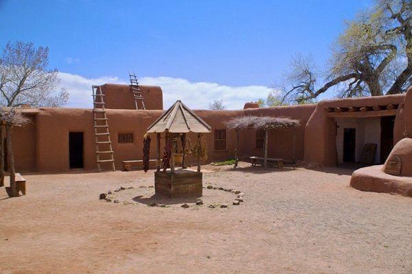El Rancho de las Golondrinas, courtesy USA Today