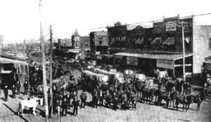 Historical Elk City, Oklahoma