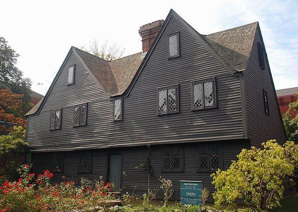 John Ward House, Salem