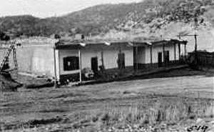 Johnsons Ranch, Canoncito, New Mexico