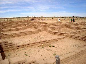 Kuaua Ruin, Bernalillo, New Mexico