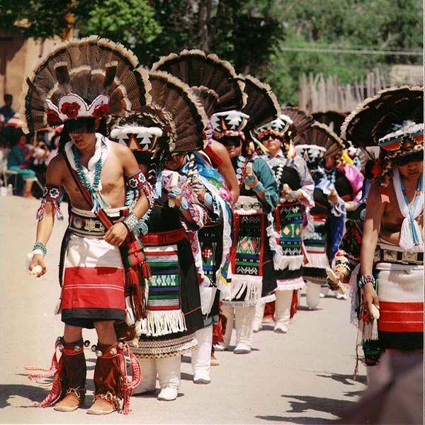 Ohkay Owingeh Dancers