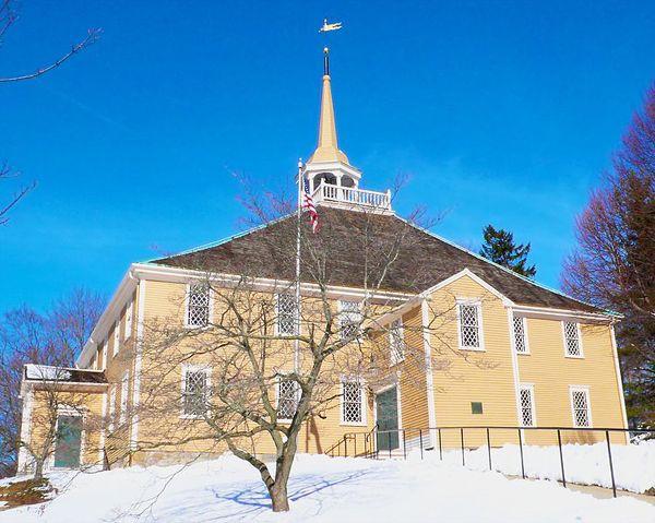 Old Ship Church, Hingham, MA