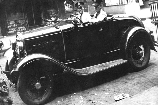 Police in the 1930s