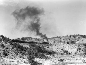 The Railroad Comes to New Mexico