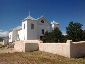 San Miguel del Vado Church, courtesy Wikipedia