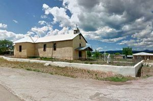 Church in San Jose, New Mexico courtesy Google Maps