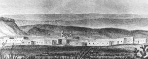 San Migel Del Vado, New Mexico, 1846
