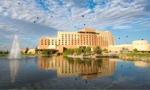 Sandia Resort and Casino, New Mexico