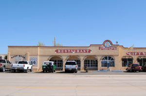 Joseph's Restaurant in Santa Rosa, New Mexico by Kathy Weiser-Alexander