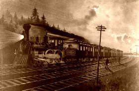 Night Train, 1884