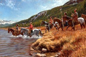 Ute Warriors by James Ayers