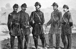 Louisiana Soldiers