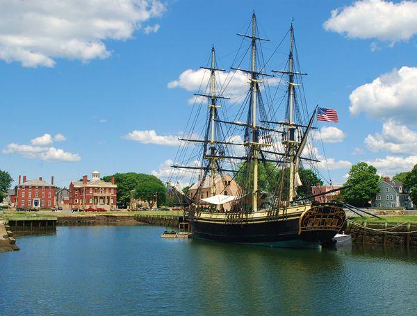 Salem Maritime National Historic Site.