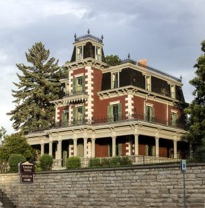 Boom Mansion, Trinidad, Colorado by Carol Highsmith, 2016.