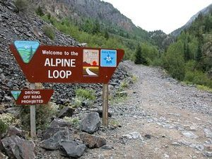 Alpine Loop Backcountry Byway, Colorado
