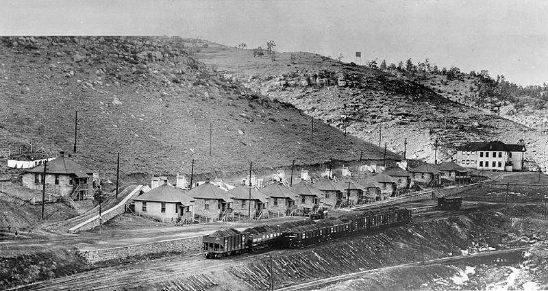 Berwind, Colorado Coal Mine