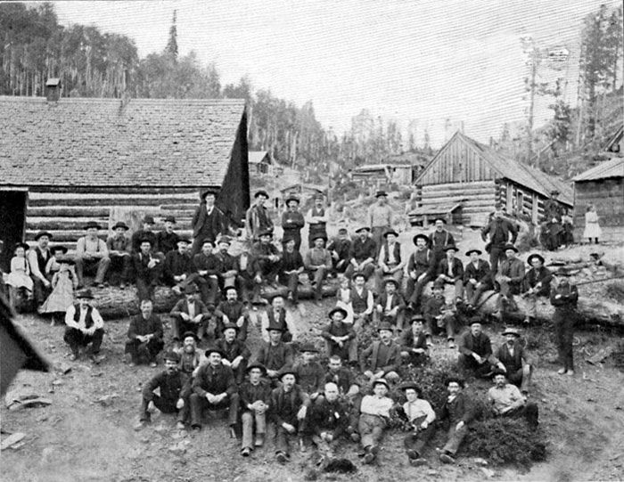 Las Animas County, Colorado Coal Miners