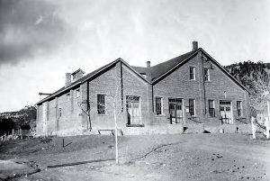 Blossburg Mercantile Company at Gardiner, New Mexico