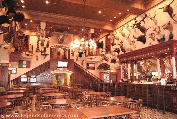 Buckhorn Saloon Amp Museum Legends Of America