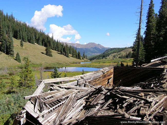 Carson, Colorado by Mike Sinnwell, Rocky Mountain Profiles