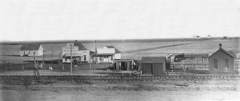 Conway, Texas 1909
