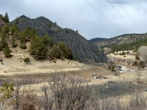 Dillon Canyon, courtesy State of New Mexico Mining and Minerals