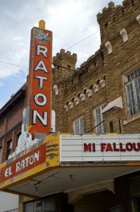 El Raton Theater, Raton, New Mexico by Kathy Weiser-Alexander, 2018.