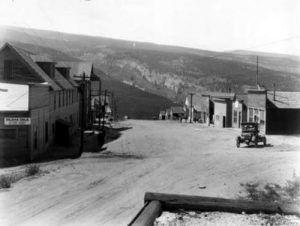 Gilman, Colorado 1930s