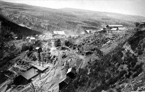 Gilman, Colorado Mines