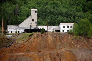 Gilman Mine today, by Dave Alexander
