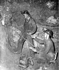 Gilman, Colorado miners