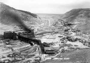 Hastings, Colorado Mining Camp