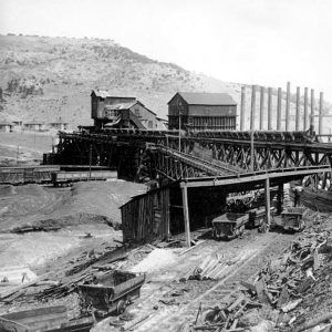 Hastings, Colorado Mine