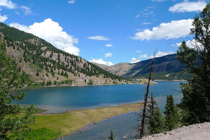 Lake San Cristobal, Colorado, courtesy Wikipedia